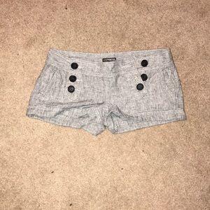 Express Shorts No Flaws